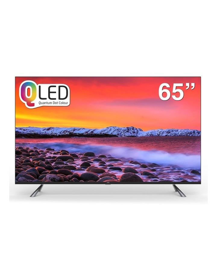 """Android edgeless 65"""" (165cm) QLED UHD TV AV-HQ657115A image 1"""
