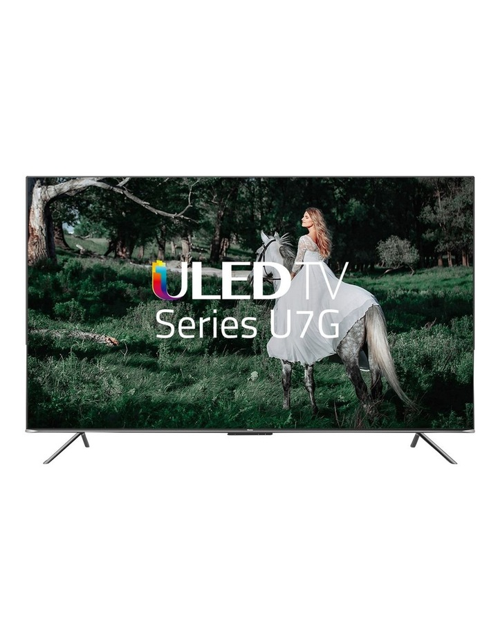 "85"" (215cm) U7G ULED 4K Smart TV QLED Full Array Dimming 85U7G image 1"