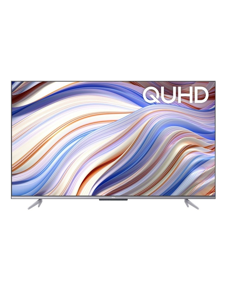 """55"""" (139cm) P725 Series Ultra HD Android TV image 1"""
