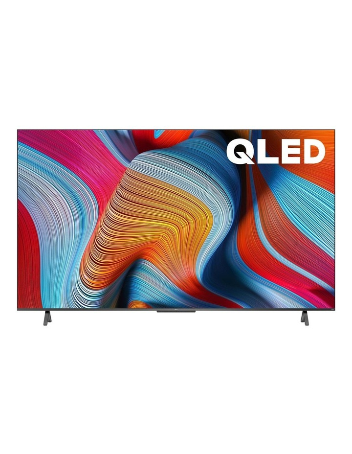 """55"""" (139cm) C725 Series Ultra HD QLED Android TV image 1"""
