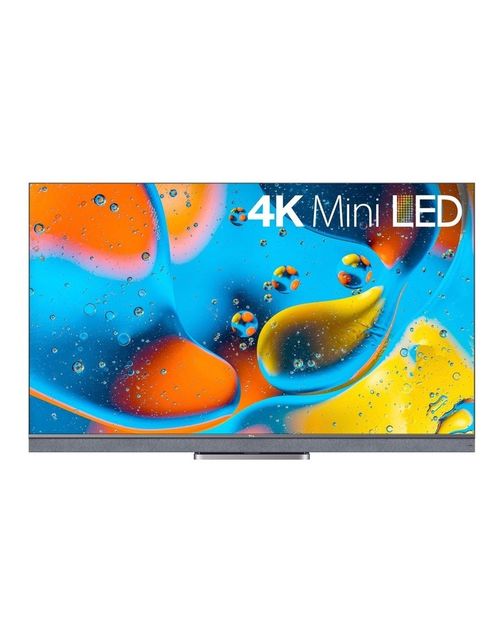 "55"" (139cm) C825 Series Ultra HD Mini LED Android TV image 1"