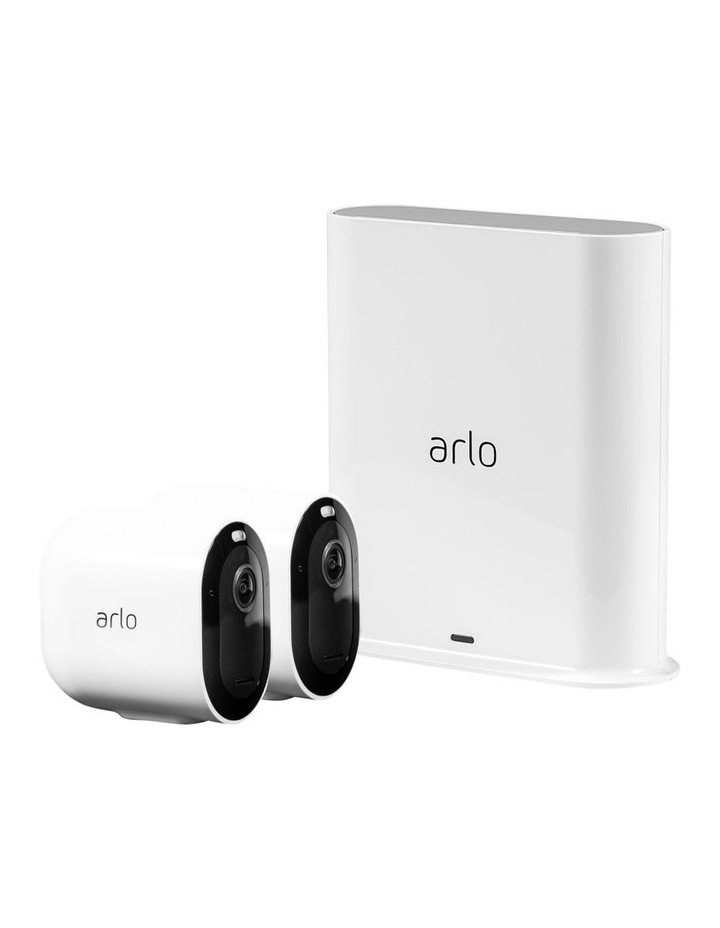 Pro 3  Wire-Free Security 2 Camera System image 1