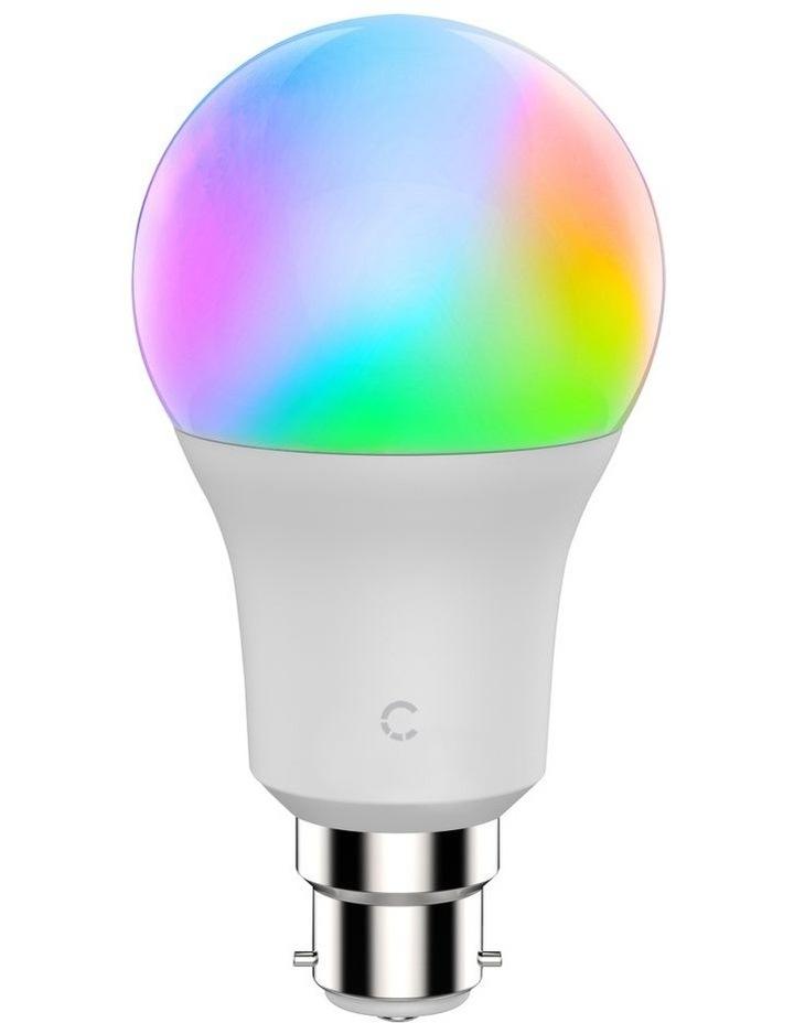 Smart Bulb Full colour 9W (B22 Bayonet Plug) image 1