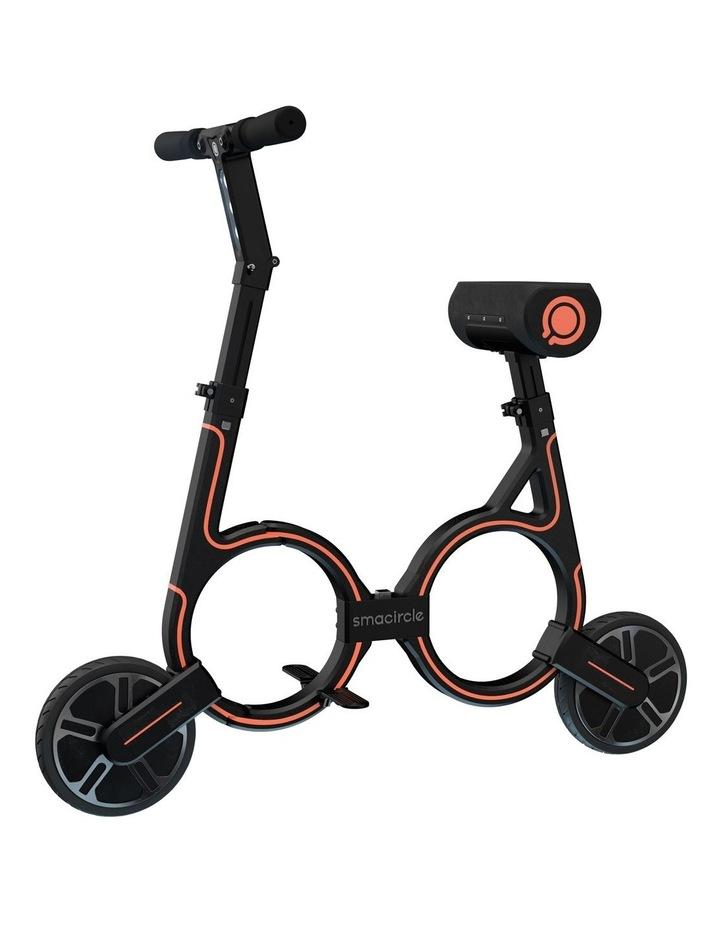 S1 Foldable Electric Bike - Orange image 1