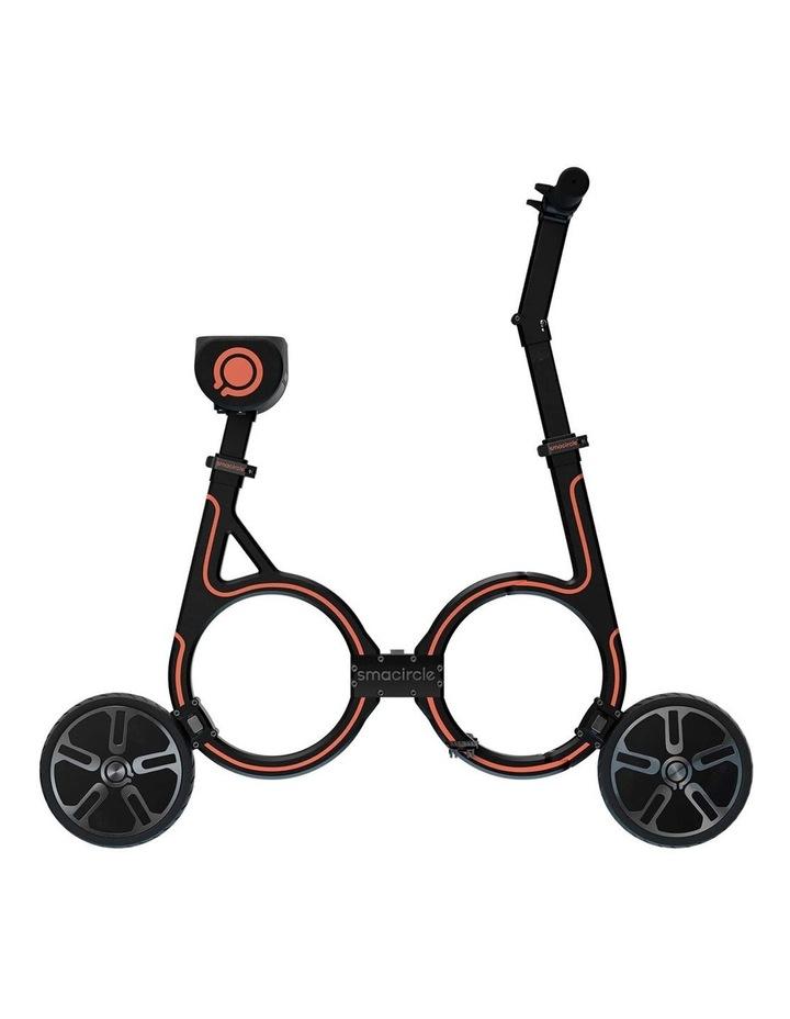 S1 Foldable Electric Bike - Orange image 2