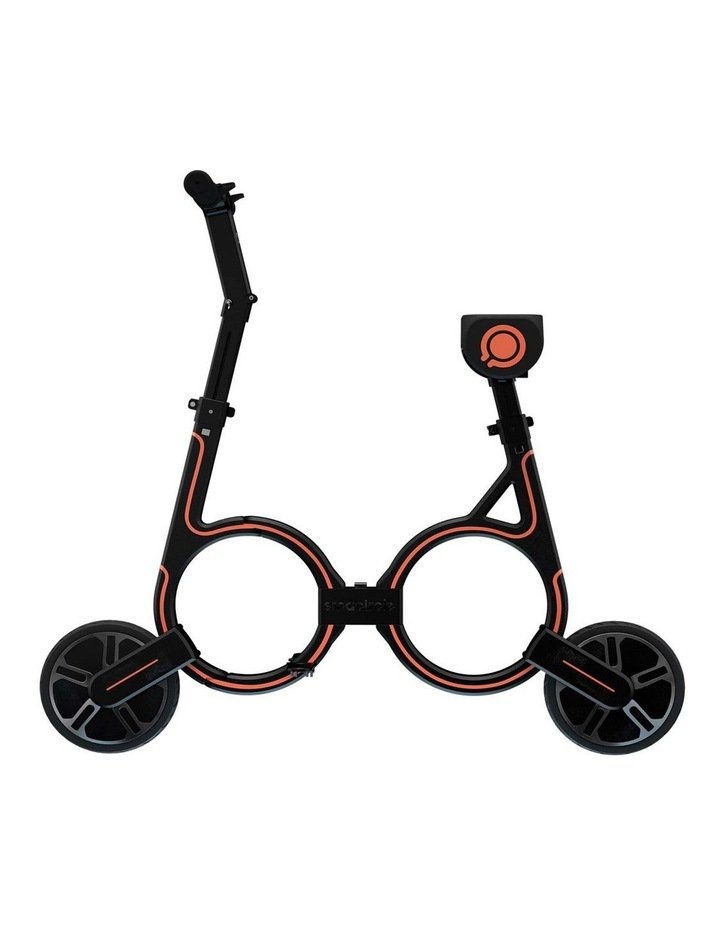 S1 Foldable Electric Bike - Orange image 3