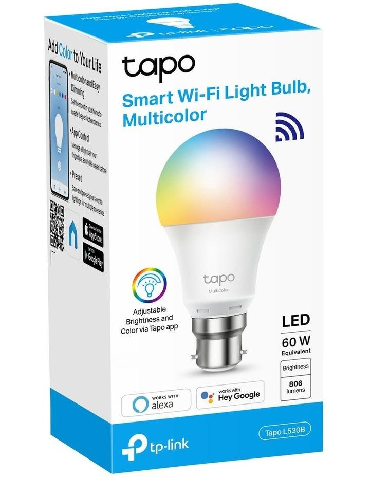 Tapo L530B Smart Colour Bulb (B22) image 1