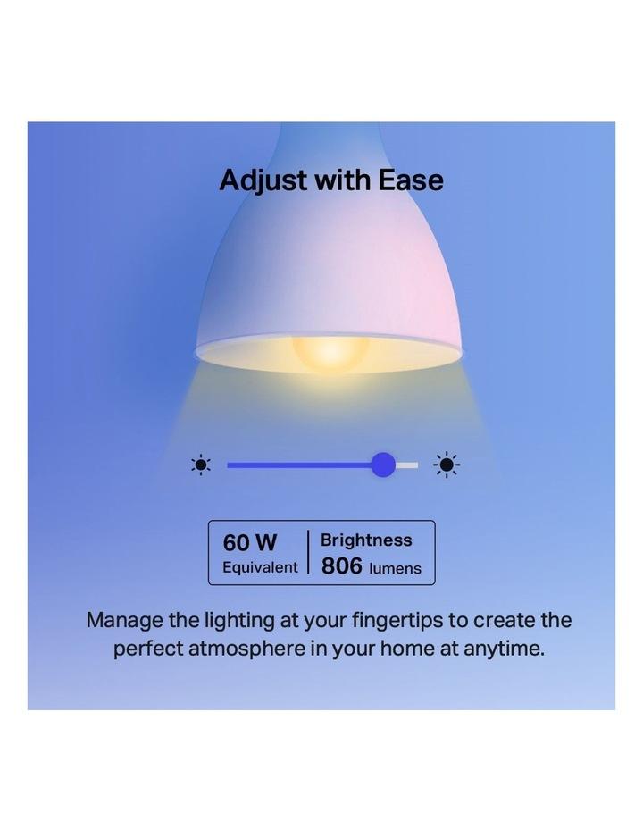 Tapo L530B Smart Colour Bulb (B22) image 3