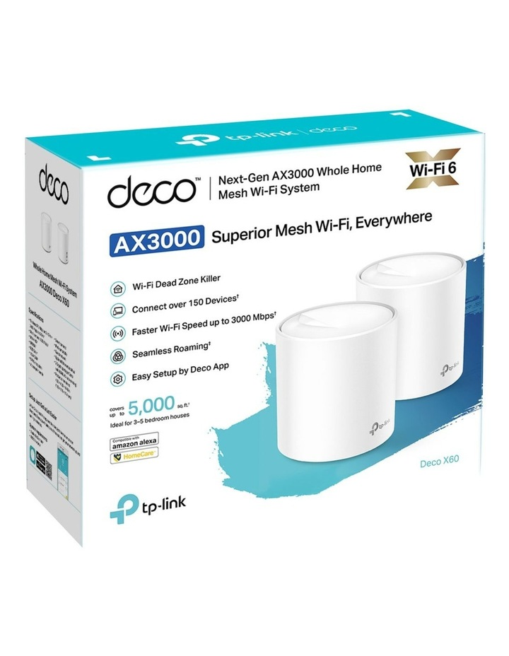 Whole Home Mesh Wi-Fi System AX3000 image 2