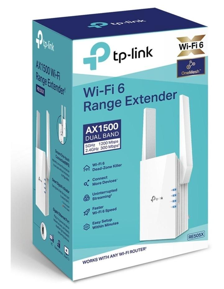 Wi-Fi Range Extender AX1500 image 2