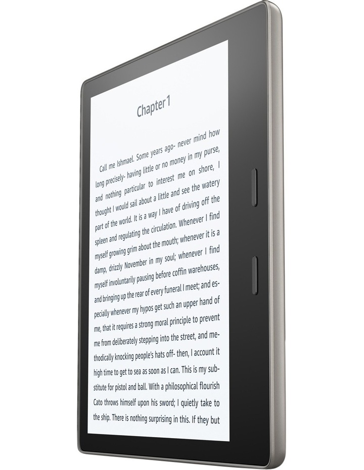 Kindle Oasis e-reader - Black image 2