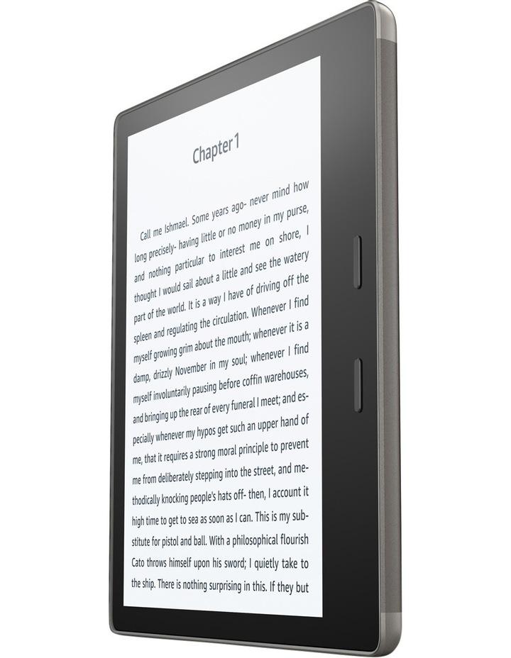 Kindle Oasis e-reader WiFi   Free 3G - Black image 2