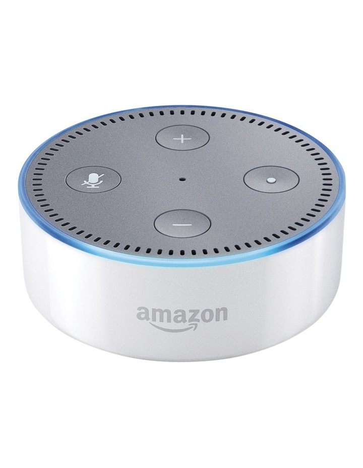 Echo Dot (2nd Generation) - White image 1