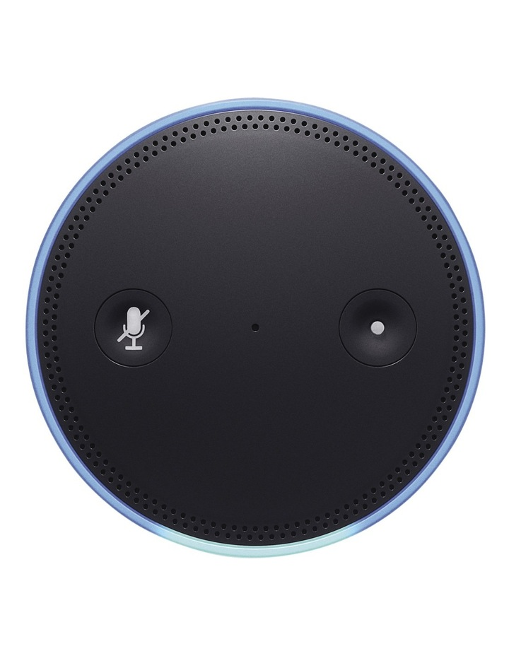Amazon Echo Plus with Bonus Philips Hue Bulb (E27 Edison Screw) - Black image 3