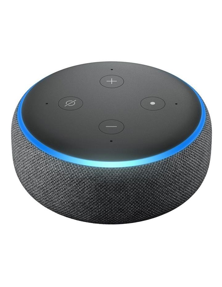 Echo Dot (3rd Gen) Charcoal image 3