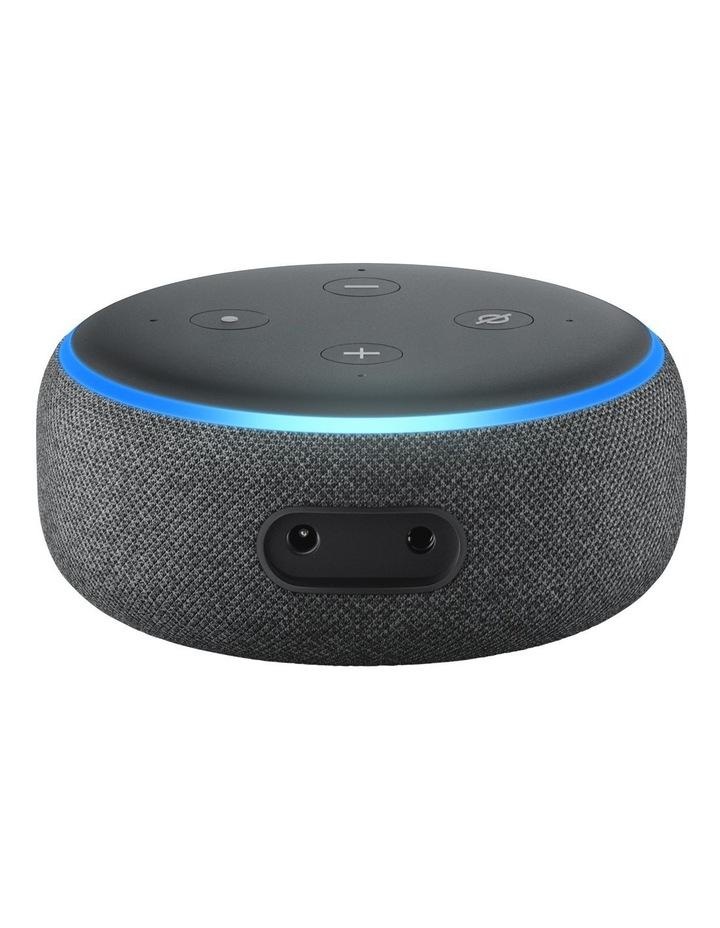 Echo Dot (3rd Gen) Charcoal image 5