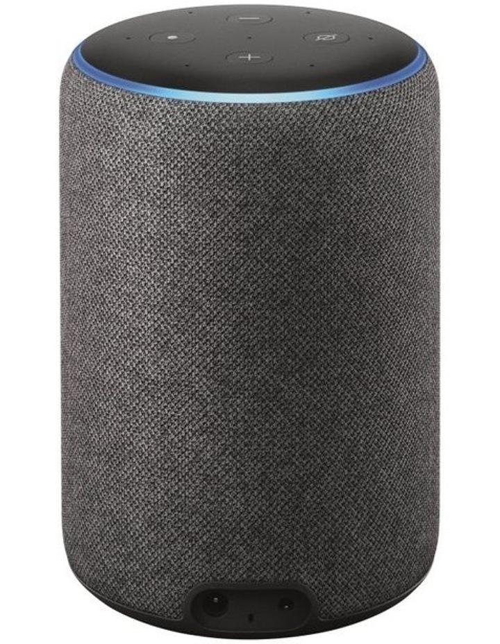 Amazon Echo (3rd Gen) Smart Speaker With Alexa - Charcoal Fabric ...