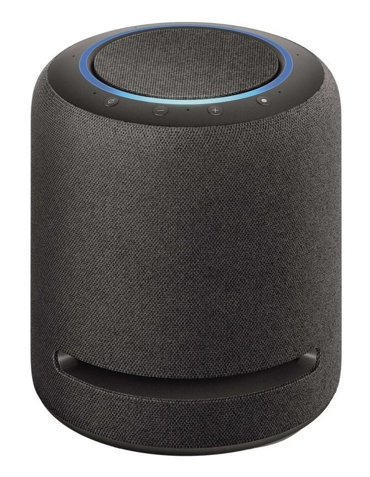 Echo Studio Smart Speaker with Alexa - Charcoal image 1