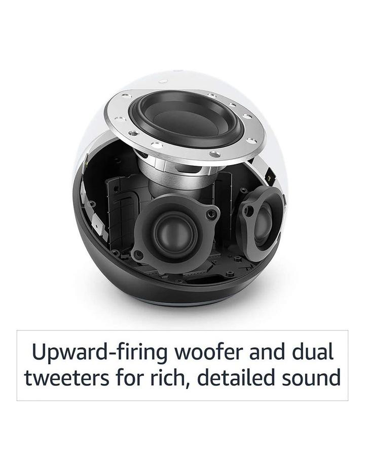 Amazon Echo with Alexa (4th Gen) Charcoal image 4