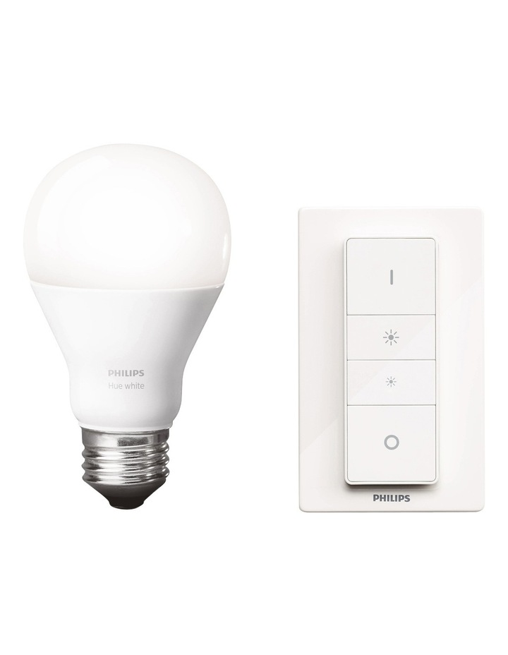 HUE Dimming Kit - Dimmer Switch   1 White E27 Bulb image 2