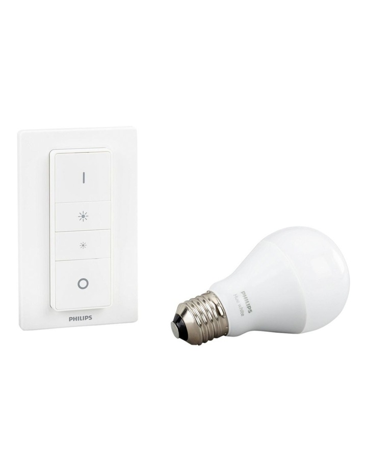 HUE Dimming Kit - Dimmer Switch   1 White E27 Bulb image 3