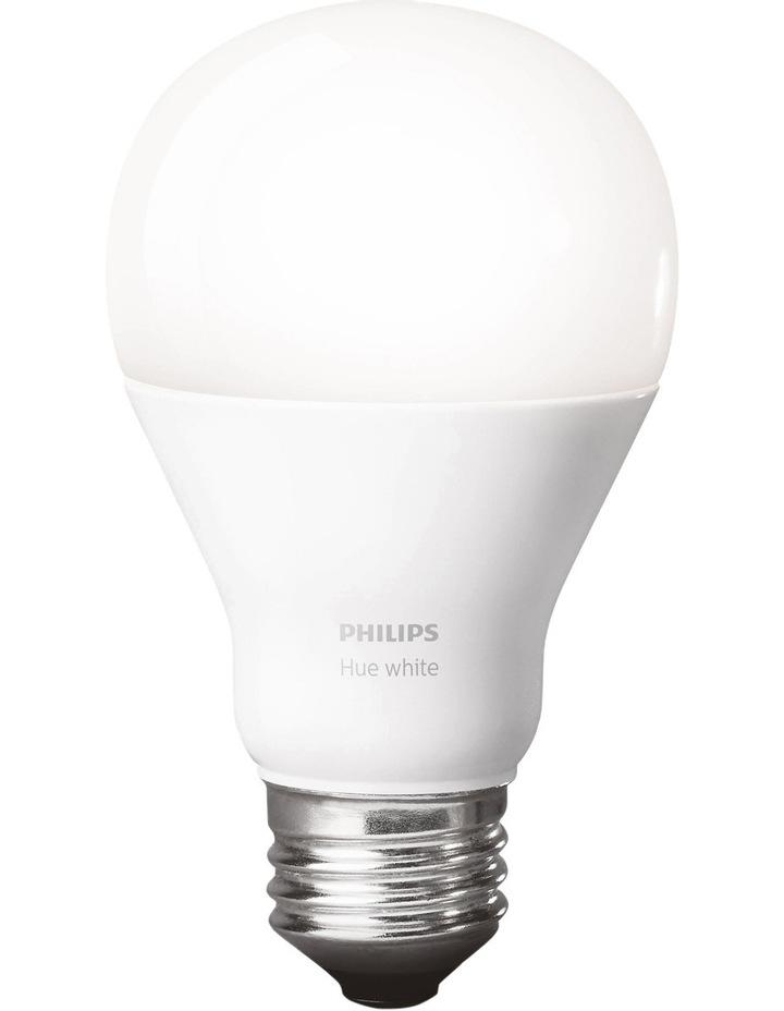 HUE White E27 Dimmable LED Edison Screw Bulb image 2