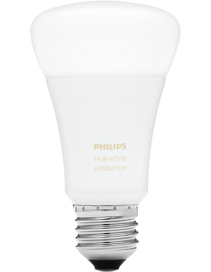 HUE White Ambiance E27 Dimmable LED Edison Screw Bulb image 1