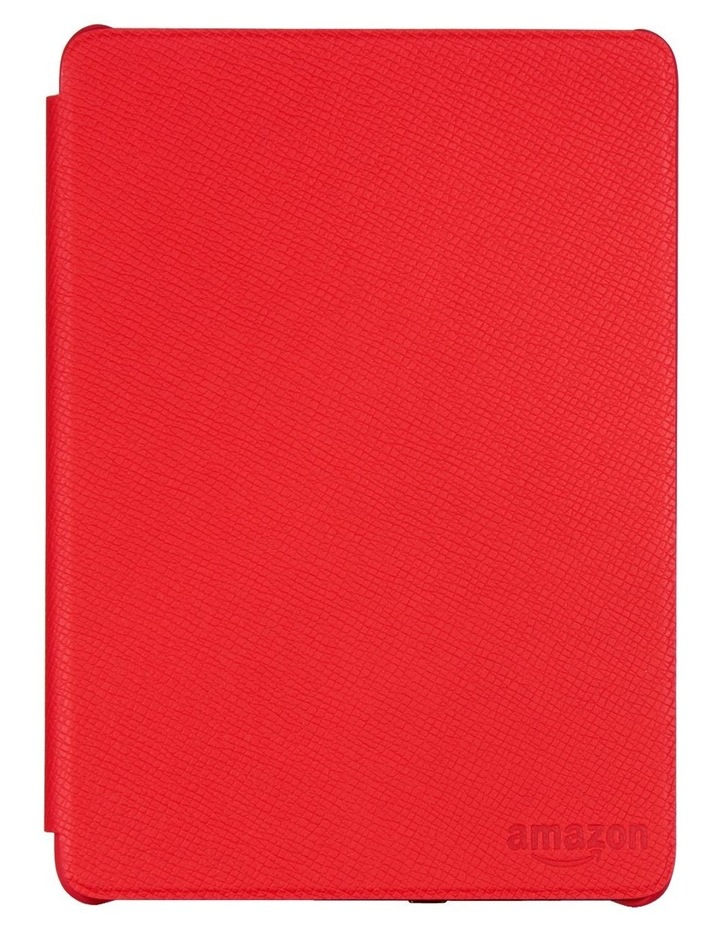 Paperwhite (10th Gen) Leather Cover - Red image 2