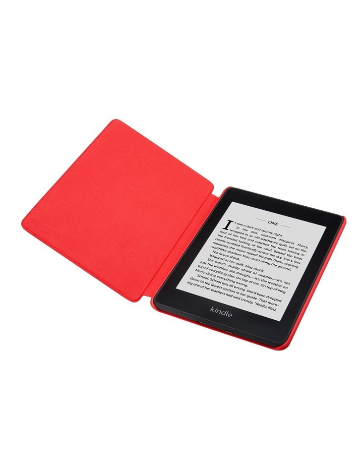 Paperwhite (10th Gen) Leather Cover - Red image 4