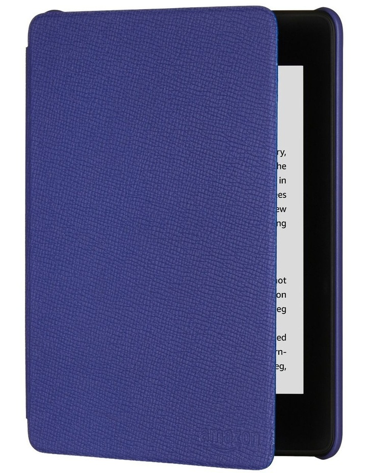 Paperwhite (10th Gen) Leather Cover - Indigo Purple image 1