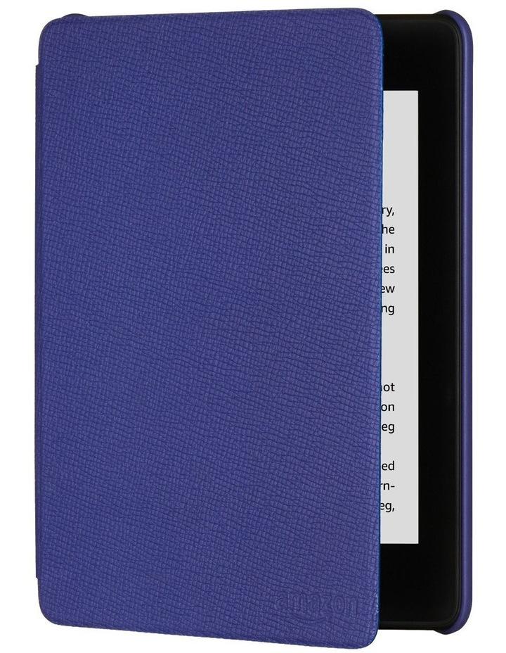 Paperwhite (10th Gen) Leather Cover - Indigo Purple image 1