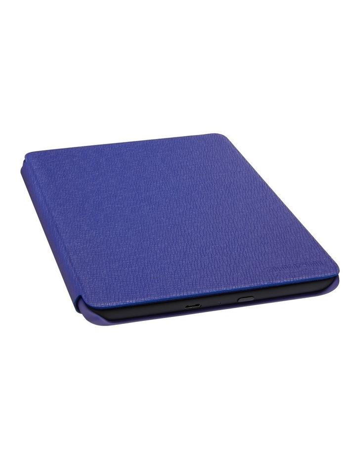Paperwhite (10th Gen) Leather Cover - Indigo Purple image 3