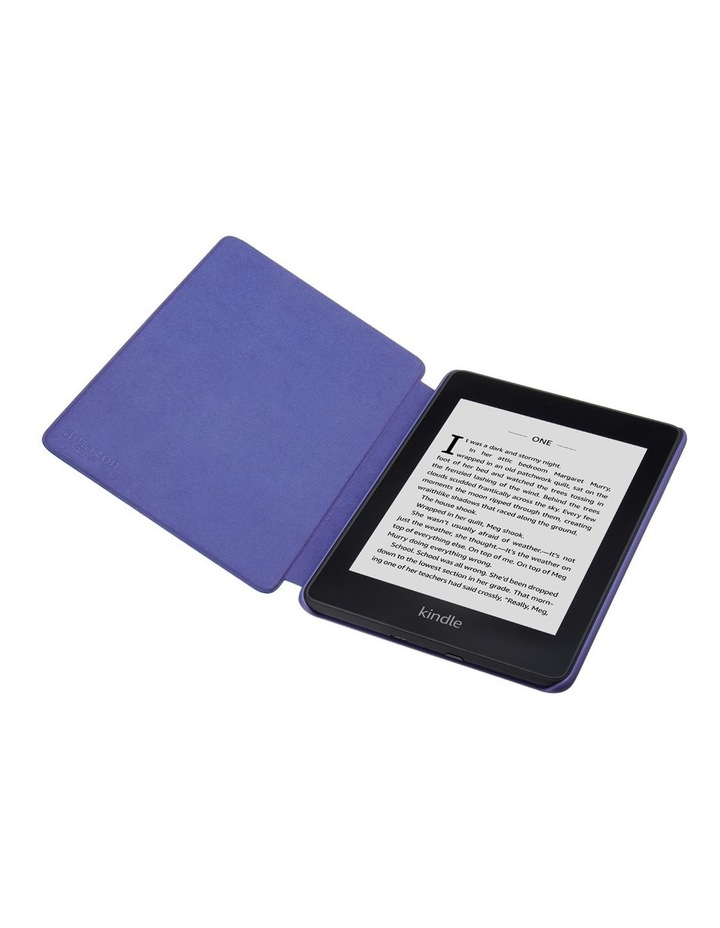 Paperwhite (10th Gen) Leather Cover - Indigo Purple image 4