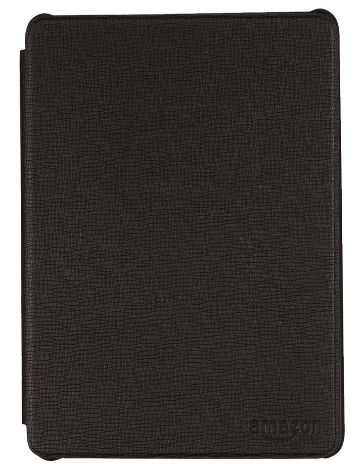 Paperwhite (10th Gen) Leather Cover - Black image 2