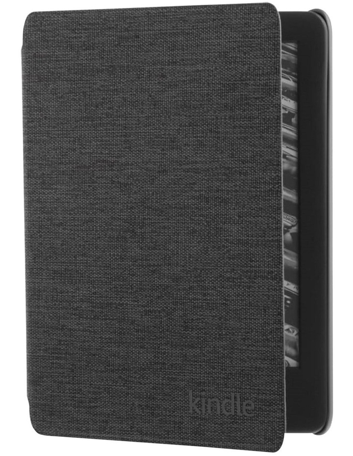 Kindle Fabric Cover (2019)- Charcoal Black image 1