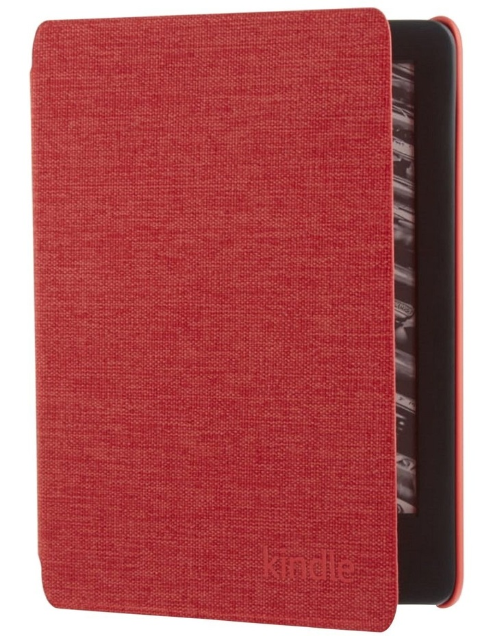 Kindle Fabric Cover (2019)- Punch Red image 1