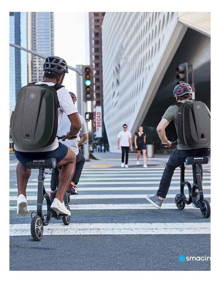 Backpack - Black/Grey image 3