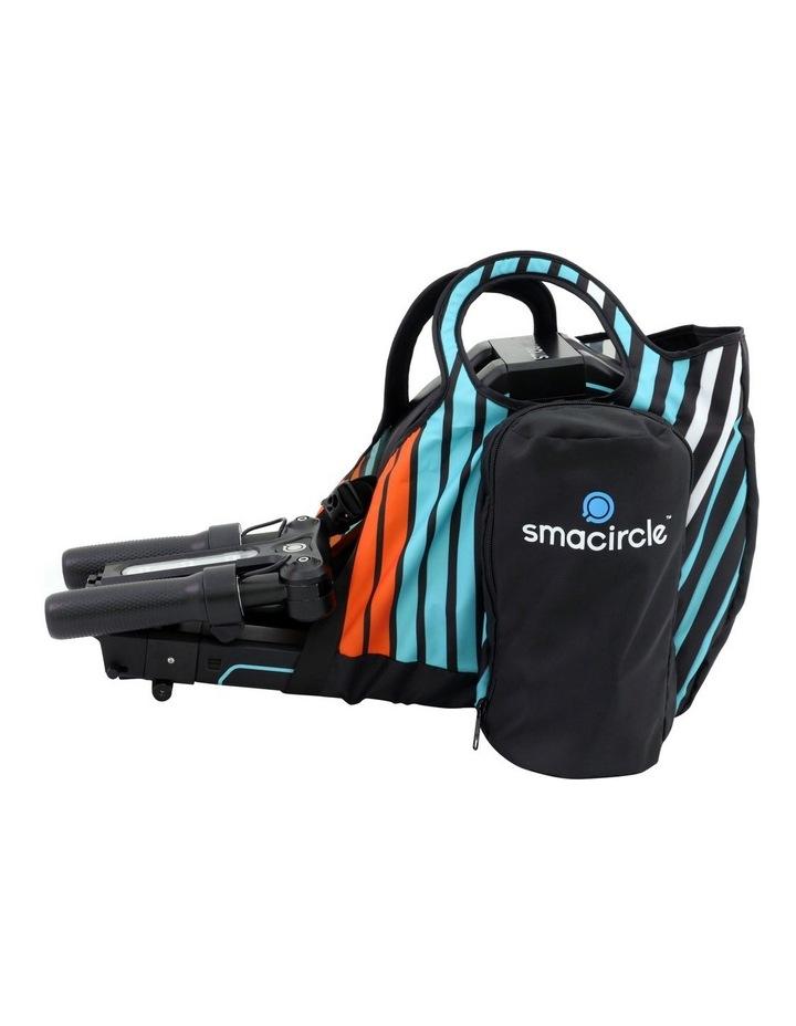 Fast Carry Bag - Black/Blue/Orange image 2