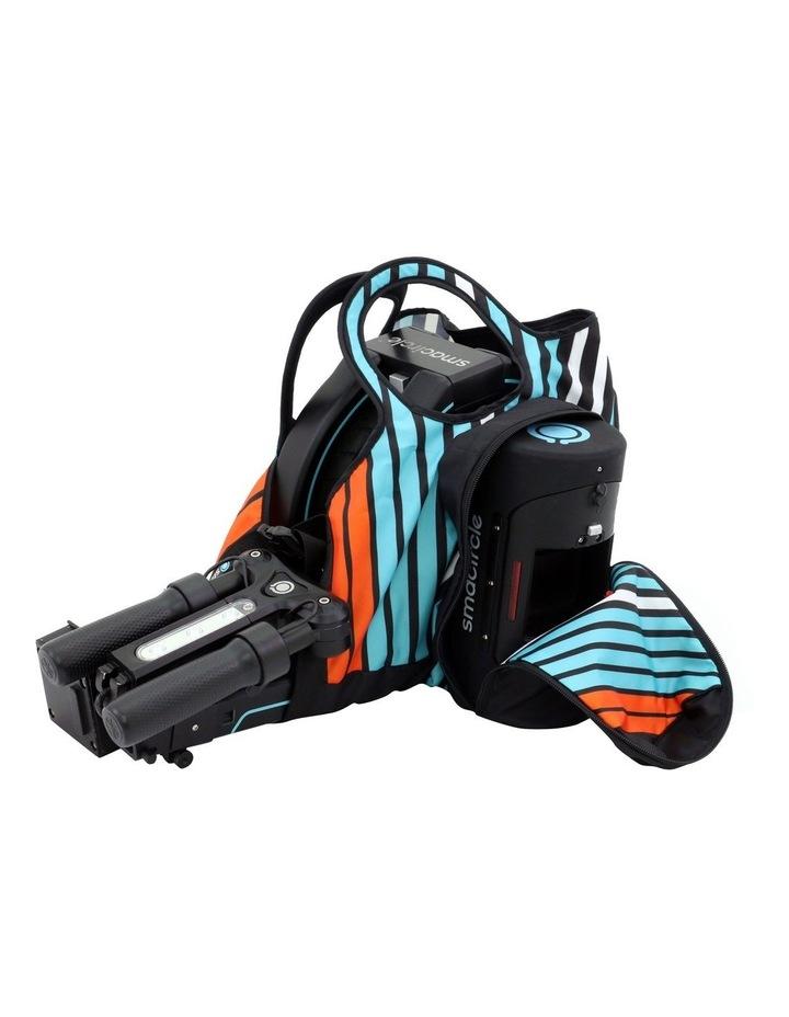 Fast Carry Bag - Black/Blue/Orange image 3