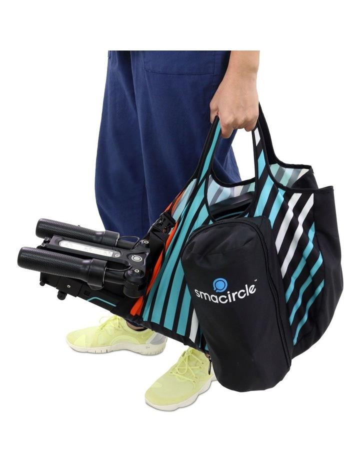 Fast Carry Bag - Black/Blue/Orange image 4