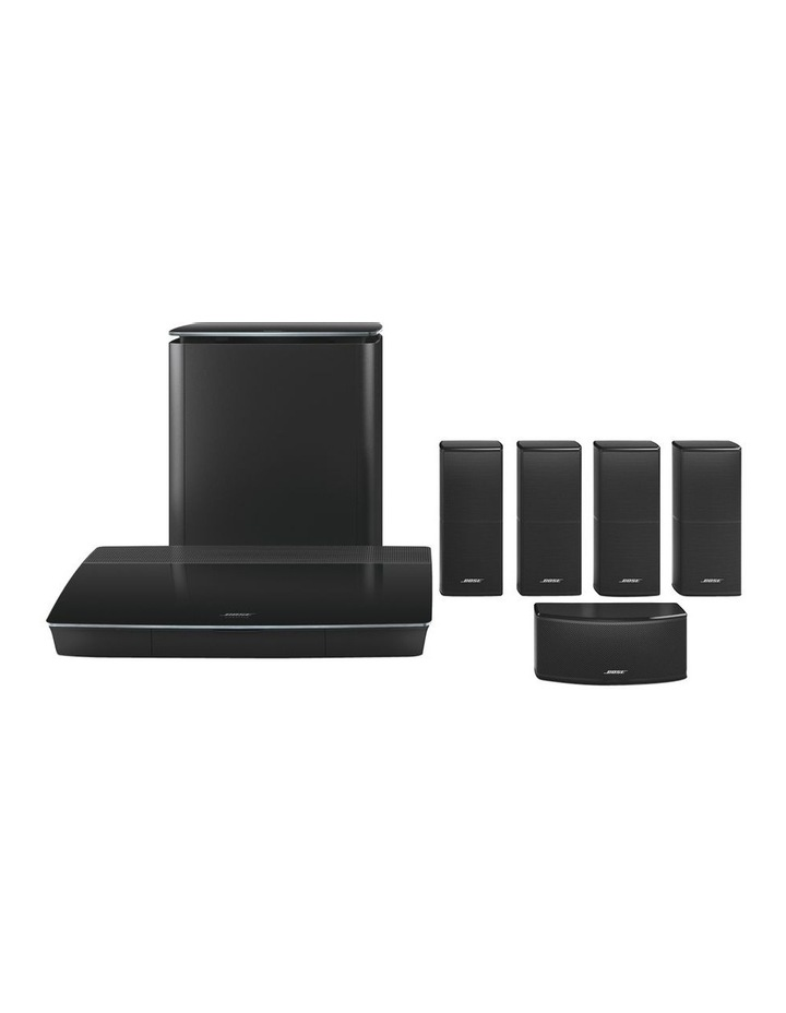 Lifestyle 600 Home Entertainment System - Black image 1