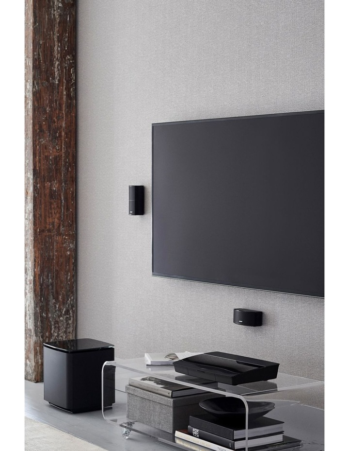 Lifestyle 600 Home Entertainment System - Black image 4