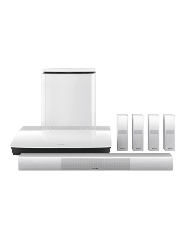 Lifestyle 650 Home Entertainment System - White image 2