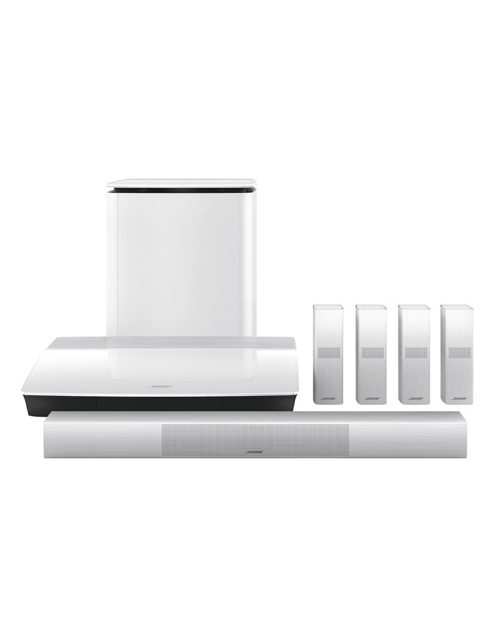 Lifestyle 650 Home Entertainment System - White image 1