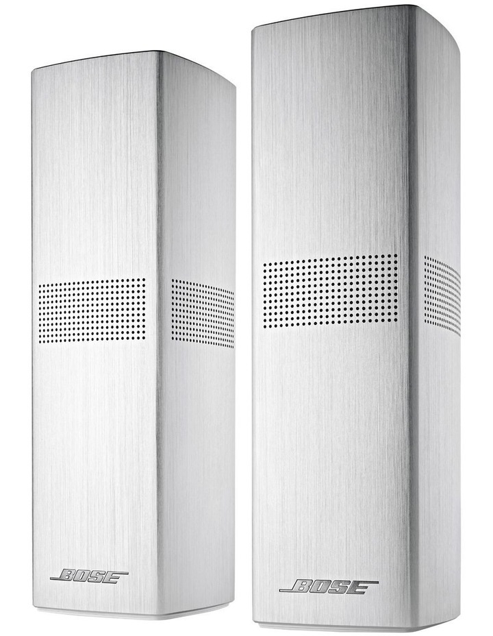 Lifestyle 650 Home Entertainment System - White image 3