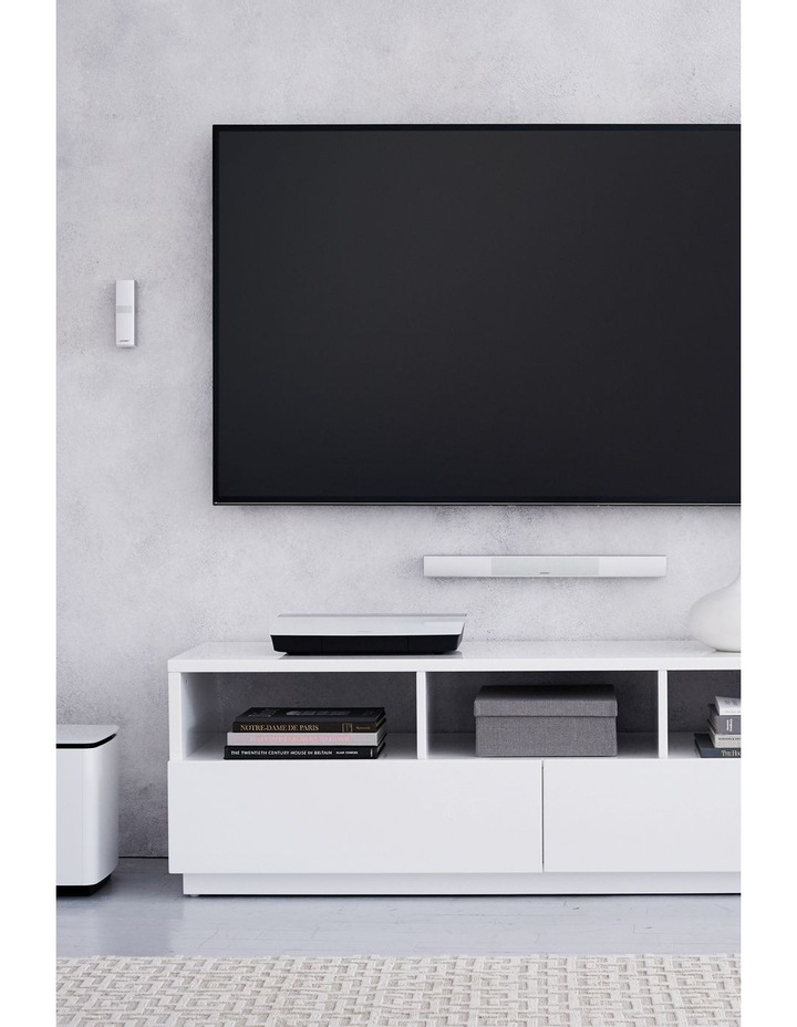 Lifestyle 650 Home Entertainment System - White image 7