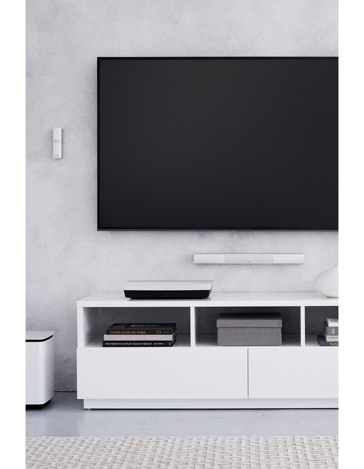 Lifestyle 650 Home Entertainment System - White image 4