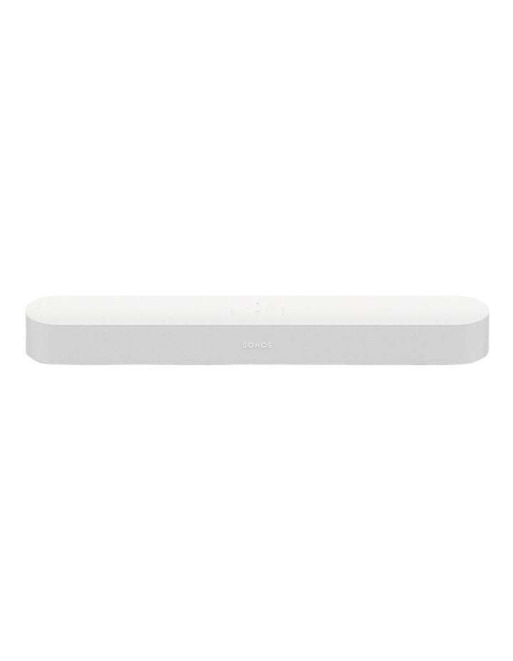 Beam Wireless Soundbar - White image 1