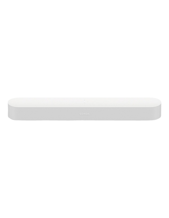 Beam Wireless Soundbar - White image 2