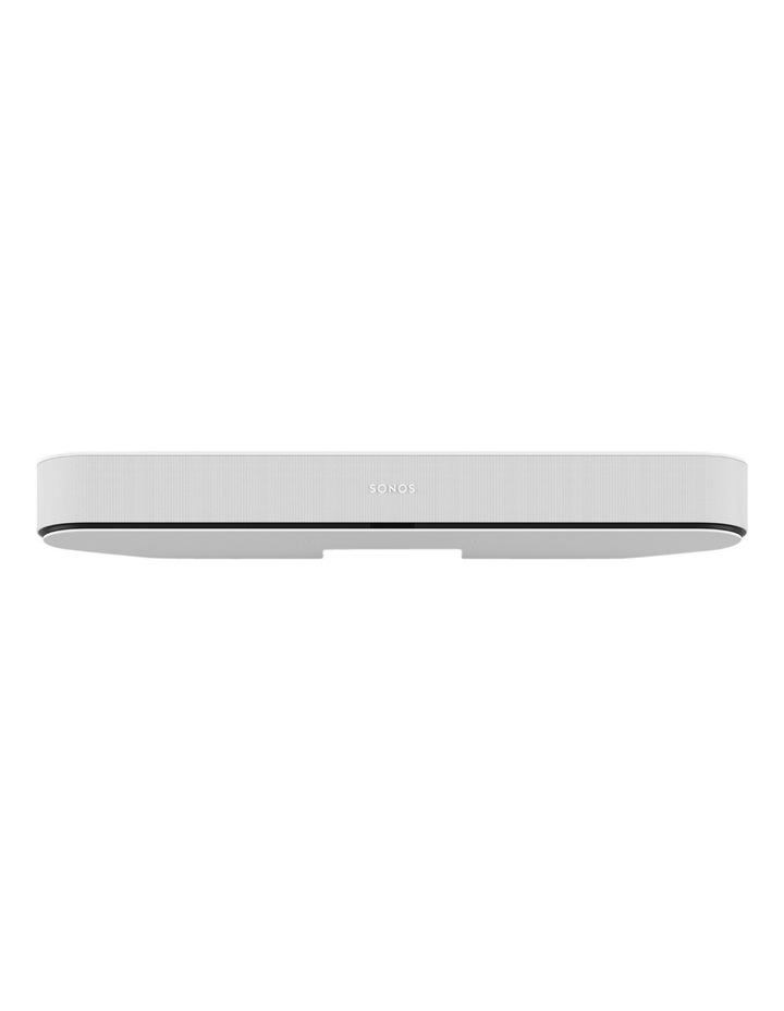 Beam Wireless Soundbar - White image 3